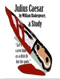 Julius Caesar Unit, 80 plus Pages, Answer Keys