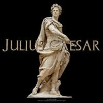 Julius Caesar Unit test