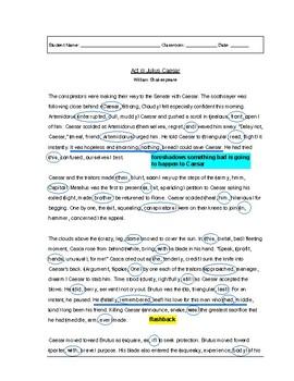 Ethos, Logos, And Pathos In Caesar Worksheets & Teaching ...