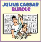 Julius Caesar and Shakespeare Bundle