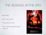 Julius Caesar and Star Wars Revenge of the Sith