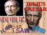 Julius Caesar introduction with pictures