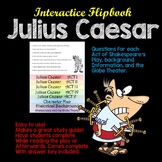 Julius Ceasar Interactive flipbook.