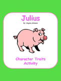 Julius Character Traits Activity