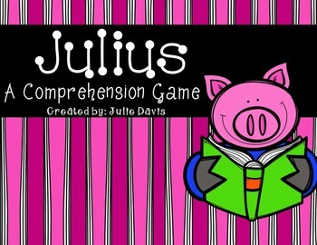 Julius Comprehension Game