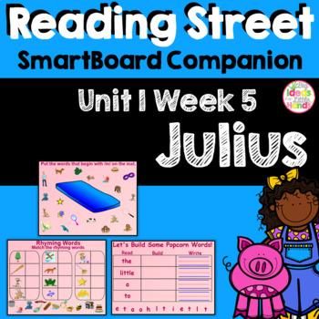 Julius SmartBoard Companion Kindergarten