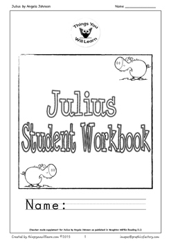 Julius Student Workbook