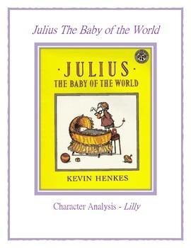 Julius The Baby of the World - Character Analysis