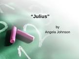 Julius Vocabulary ppt