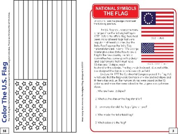 FREE July 4th Activity Journal