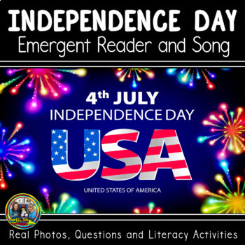 Word of the Day July 4th ELA Book and Song
