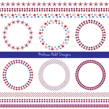 July 4th Frames and Borders