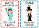July 4th Movement Cards (Independence Day)