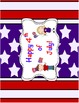 July 4th Party Supplies and Writing Resources