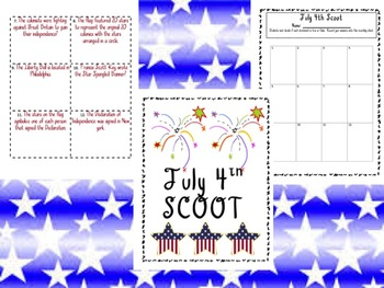 July 4th SCOOT