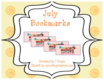 July Bookmarks