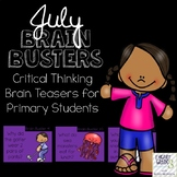 July Brain Busters