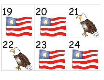 July Calendar Pattern