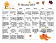 6 MONTHS of Early Learning Calendars- July- December 2017