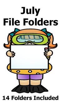 July File Folders