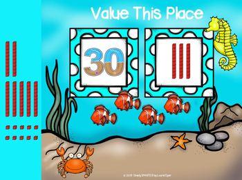 July Kindergarten Digital Math Centers For GOOGLE CLASSROOM
