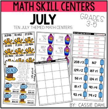 Division Centers Grade 3 Teaching Resources | Teachers Pay Teachers