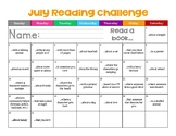 July Reading Challenge