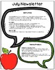 July Speech & Language Newsletter