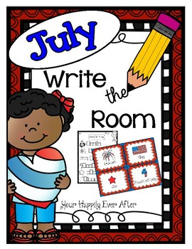 July Write the Room