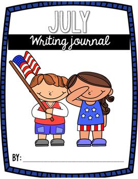 July Writing Journal