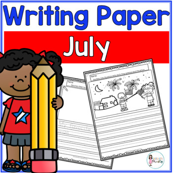 July Writing Prompts & Paper