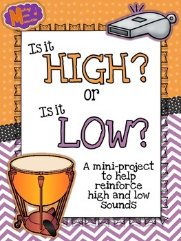 High vs. Low Sort - Worksheet & Activity