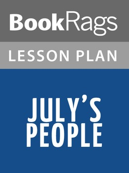 July's People Lesson Plans