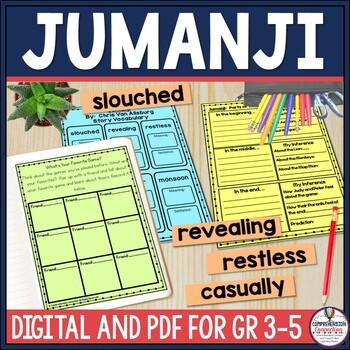 Jumanji Book Companion