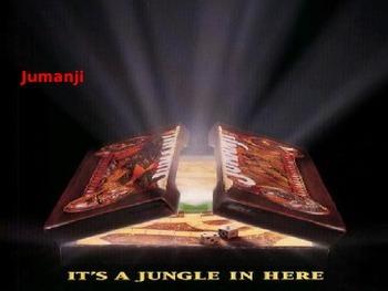 Jumanji - Adapted Book Power Point - Summary - Carl Van Allsburg