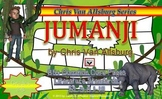 Jumanji Book Study Chris Van Allsburg Common Core