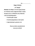 Jumanji Brochure