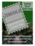 Jumanji End-of-the-Year Lesson Plan