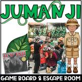 Jumanji Escape Room (Printable Only)