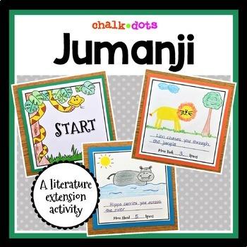 Jumanji - Literature Extension Activity