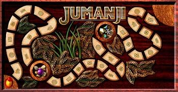 Chris Van Allsburg:  Jumanji