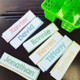 Jumbo Bookmarks