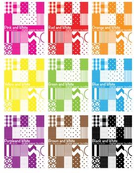 Jumbo Digital Paper Collection