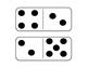 Jumbo Domino Cards