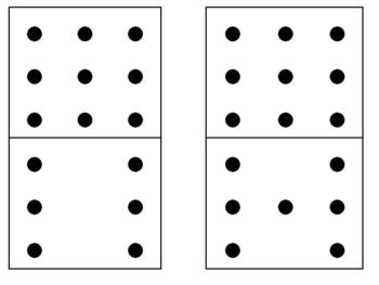 Jumbo Dominoes