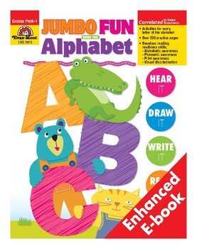 Jumbo Fun with the Alphabet