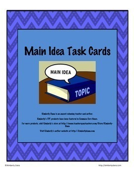 ELA Jumbo Task Card Bundle - Volume 2