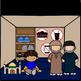 Jummah Clipart (scribble clips)