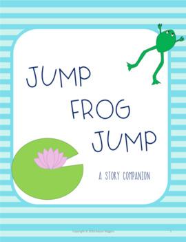 Jump Frog Jump- Book Companion