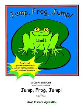 Jump, Frog, Jump! Level 1 Digital Version